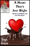 A Heart that's Just Right book cover
